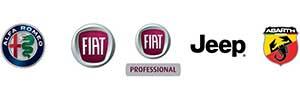Fiat, Alfa Romeo, Jeep, Abarth and Fiat Professional